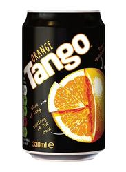 Tango Orange Cans, 330ml