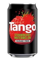 Tango Strawberry & Watermelon Cans, 330ml