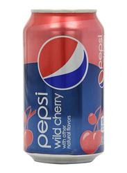 Pepsi Wild Cherry, 355ml
