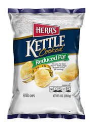 Herr's Reduced Fat Kettle Cooked Chips, 170g