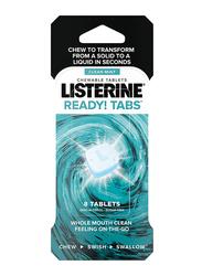 Listerine Clean mint Pocketpack, 8 Tabs