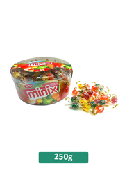 Torku Minix Mini Fruit Flavored Candies, 250g