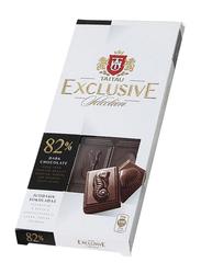 Taitau Exclusive Selection 82% Dark Chocolate, 100g