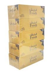 SNH Premium Ultra Soft Comfort Fresh Facial Tissue, 30 Rolls x 150 Sheets x 2Ply, White