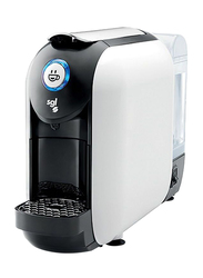 Evoca Flexy Capsule Coffee Machine, 900945, White