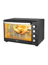 Clikon 60L Electric Toaster Oven, 2000W, CK4315-N, Black