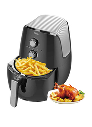 Clikon 3.5L Air Fryer, 1500W, CK2006, Black/Grey