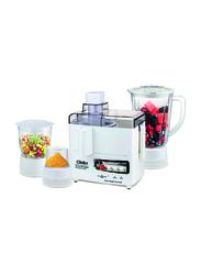 Clikon Juicer Blender, 500W, CK1500, White