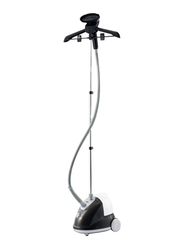 Clikon Vertical Garment Steamer, 1600W, CK4027, Black/White