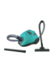 Clikon 1200W Floor Upright Vacuum Cleaner with Dust Full Indicator, CK4022, Blue