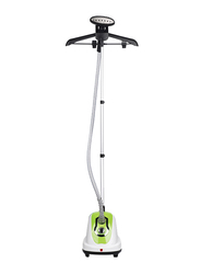 Clikon Vertical Garment Steamer, 1700W, CK4033, White/Green