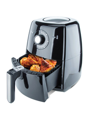 Clikon 2.5L Air Fryer, 1500W, CK2295, Black