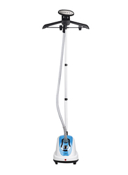 Clikon Vertical Garment Steamer, 1700W, CK4033, White/Blue