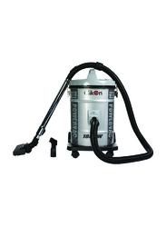Clikon 1800W Heavy Duty Drum Style Vacuum Cleaner, 18L, CK4012, Grey