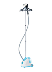 Clikon Vertical Garment Steamer, 1600W, CK4027, Blue/White