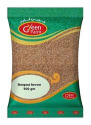 Green Farm Brown Burgoul, 500g