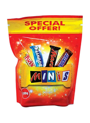 Galaxy Best Of Minis Chocolate Pouch, 310g