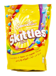 Skittles Smoothies Yogurt and Fruit Flavor Chewy Candy, 174g