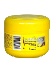 Sunsilk Co-Creations Nourishing Soft and Smooth Hair Cream for Dry Hair, 175ml