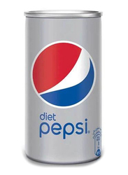 Pepsi Diet Soft Drink Mini Can, 150ml