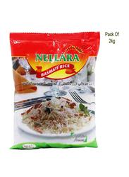 Nellara Basmati Rice, 2 Kg