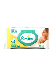 Pampers 50-Sheet New Baby Sensitive Wipes