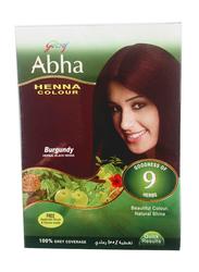 Godrej Abha Henna Color, Burgundy, 60ml