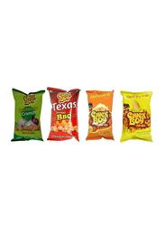 Chick Boy Mix Nut Pack, 4 Packets x 100g