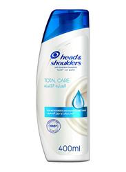 Head & Shoulders Total Care Anti-Dandruff Shampoo for All Hair Types, 200ml