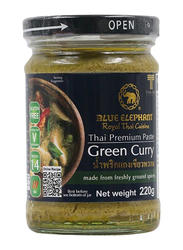 Blue Elephant Green Curry Paste, 220g