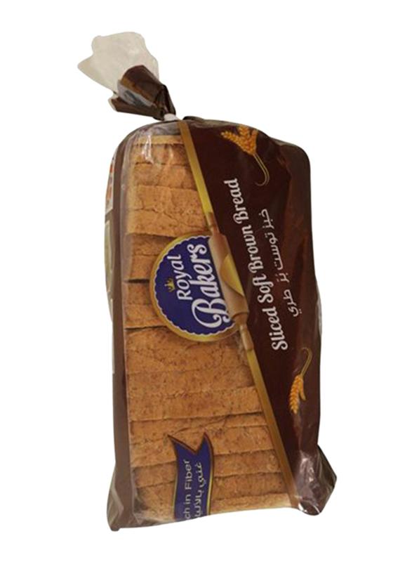 Royal Bakers Brown Sliced Bread, 300g
