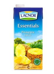 Lacnor Essentials Pineapple Juice, 1 Liter