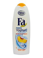 Fa Frozen Yoghurt White Peach Scent Shower Cream, 250ml