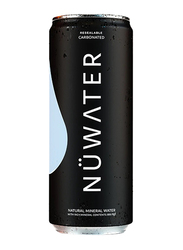 Nuwater Natural Mineral Water, 886mg/L