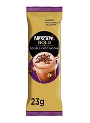 Nescafe Gold Double Chocolate Mocha Coffee Sachet, 23g