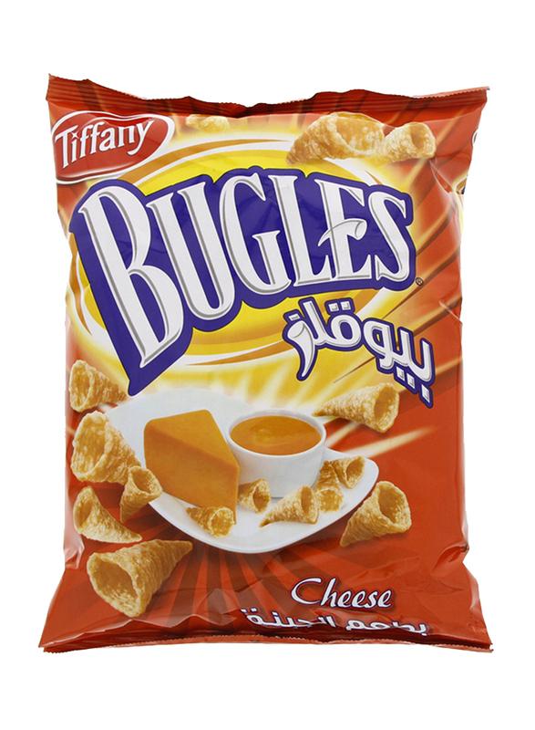 Tiffany Bugles Cheese Crispy Corn Snacks, 145g