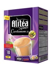 Alitea Signature Cardamom 3-in-1 Tea, 10 Sachet x 25g