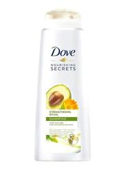 Dove Nourishing Secrets Strengthening Ritual Shampoo for All Hair Types, 400ml