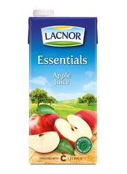 Lacnor Essentials Apple Juice, 1 Liter