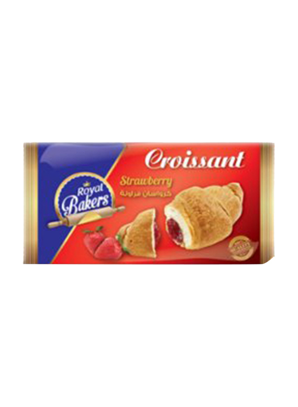 Royal Bakers Strawberry Croissant, 55g