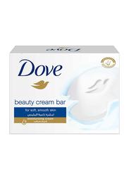 Dove Beauty Cream Soap Bar, White, 135gm
