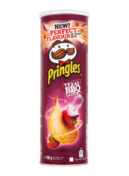 Pringles Barbeque Potato Chips, 165g