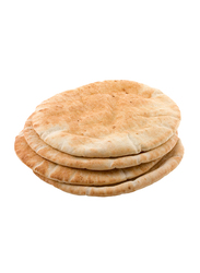 Alcazar Brown Arabic Bread, Small, 4 Pieces