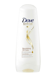 Dove Nutritive Solutions Nourishing Oil Care Conditioner for Dry Hair, 200ml