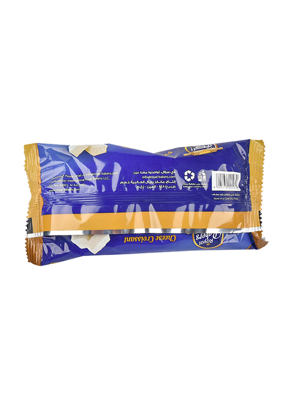 Royal Bakery White Cheese Croissant, 60g
