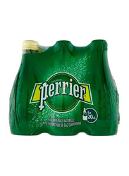 Perrier Sparkling Mineral Water, 6 Bottles x 200ml