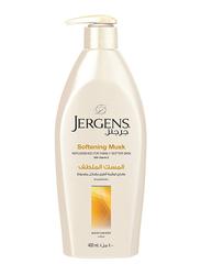 Jergens Softening Musk Body Lotion, 400ml