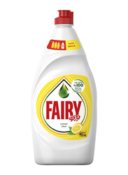 Fairy Lemon Liquid Dishwashing Liquid Soap, 750ml