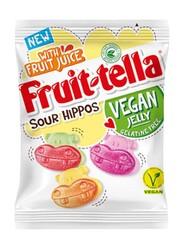 Fruittella Sour Hippos Vegan Jelly, 150g