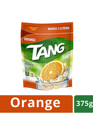 Tang Orange Flavored Juice Pouch, 375g